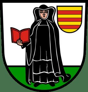 Wappen des Ortes Völkersbach